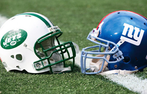 New York Jets - New York Giants